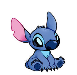 Another Stitch Doodle by HappyCrumble