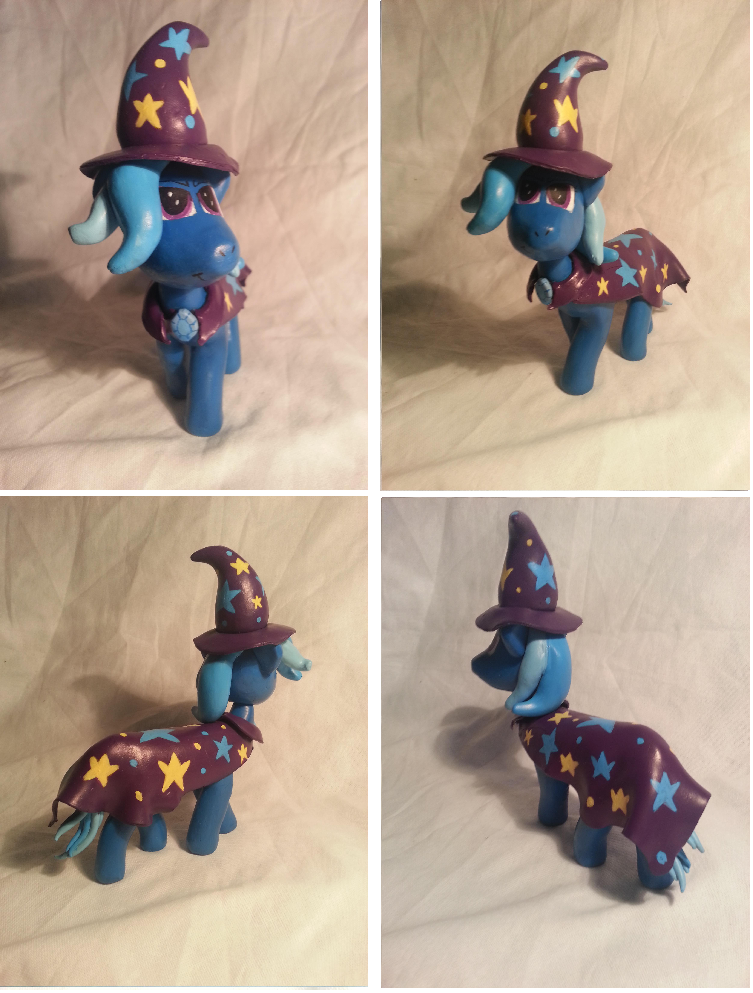 The Great and Powerful Trixie by McMesser