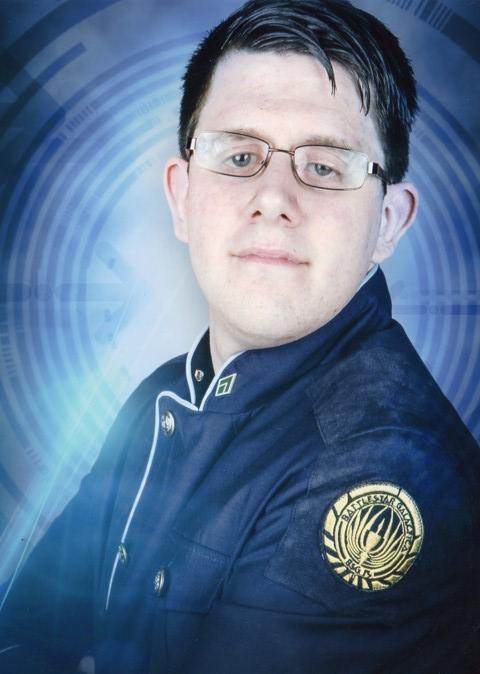 Battlestar Galactica cosplay 3 by McMesser