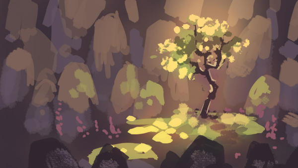 Little Tree by tintotet