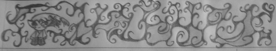 Night Rikuo Class Doodle