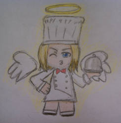Hetalia Heaven - The Chef by BekBoo20