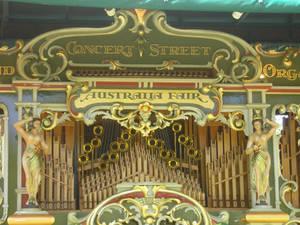 Grand Concert Street Organ 2