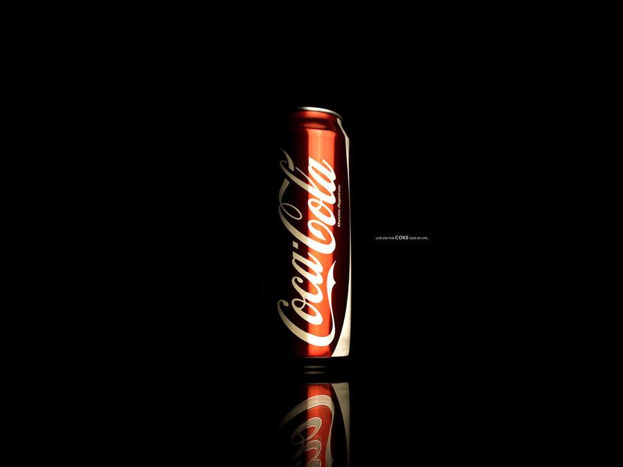 coca cola by Slim45hady