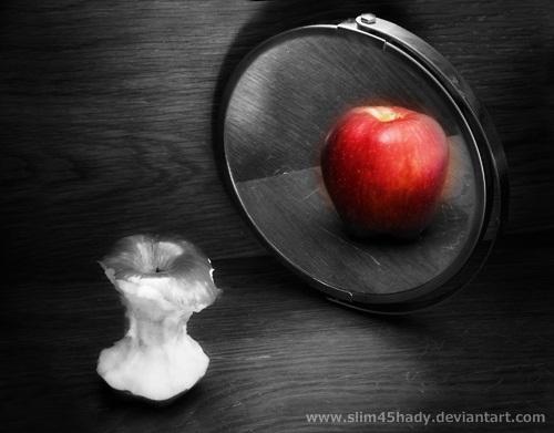 apple dream by Slim45hady