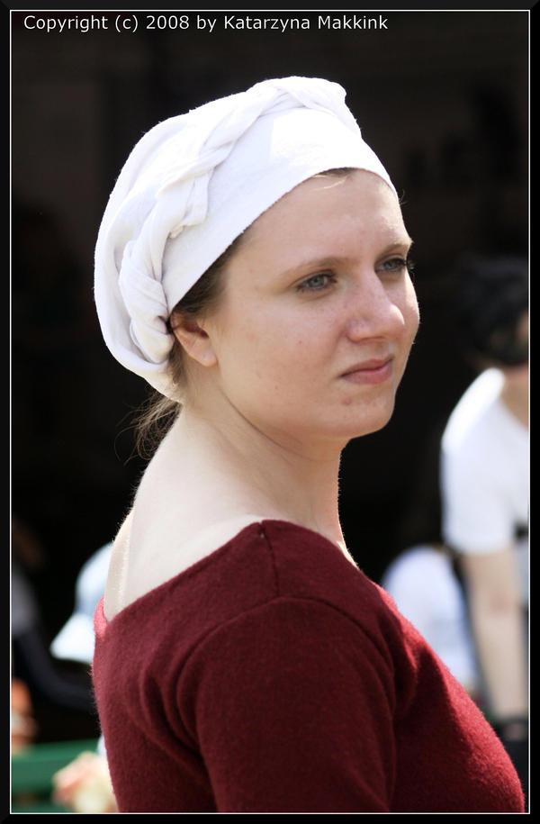 a Medieval Portrait by SiostraWaleta
