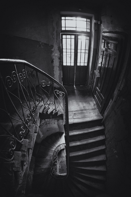 ..Stairs.. by lectral