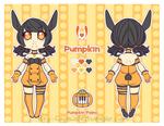 Mew Pumpkin Ref Sheet