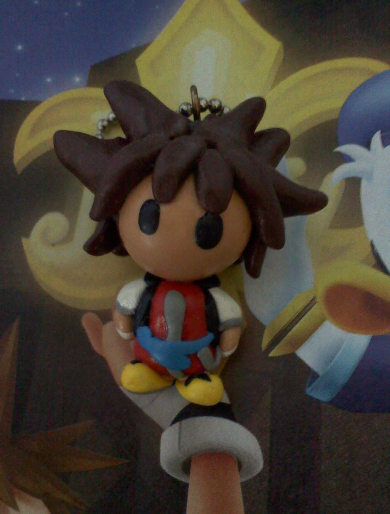 Clay Sora by MochiKitsune13