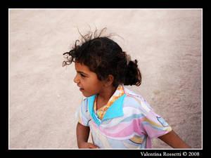 Beduin girl