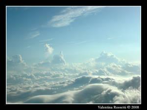 Nuvole di panna montata