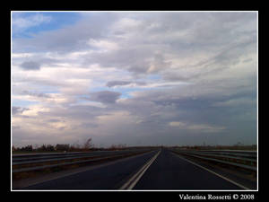 Strada per le nuvole