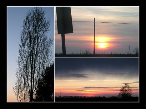 3 tramonti