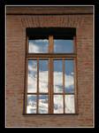 Nuvole alla finestra