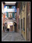 Walking through colours