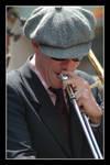 Jazz Band: trombone
