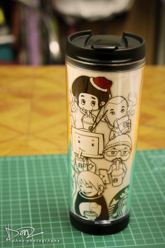Starbucks tumbler customize by danzspiritx on deviantart starbucks tumbler customize by danzspiritx pronofoot35fo Gallery