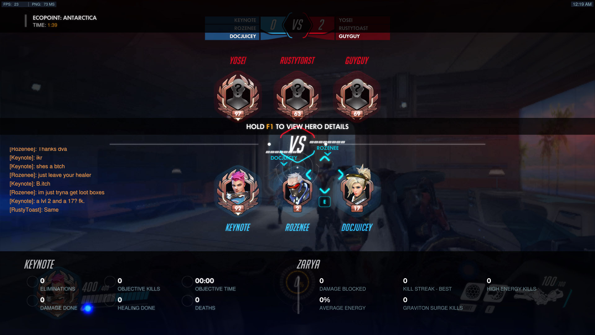 from Jose how matchmaking works in overwatch