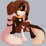 Ganache - Comm by Rodent-blood