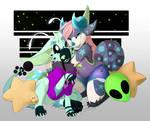 Space Cuddles