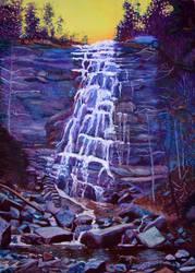 Arethusa Falls 2 by TArthurSmith