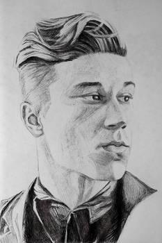 2nd Portrait of a Friend