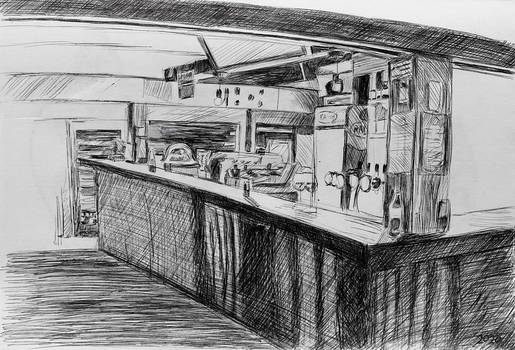 Humno Bar Sketch