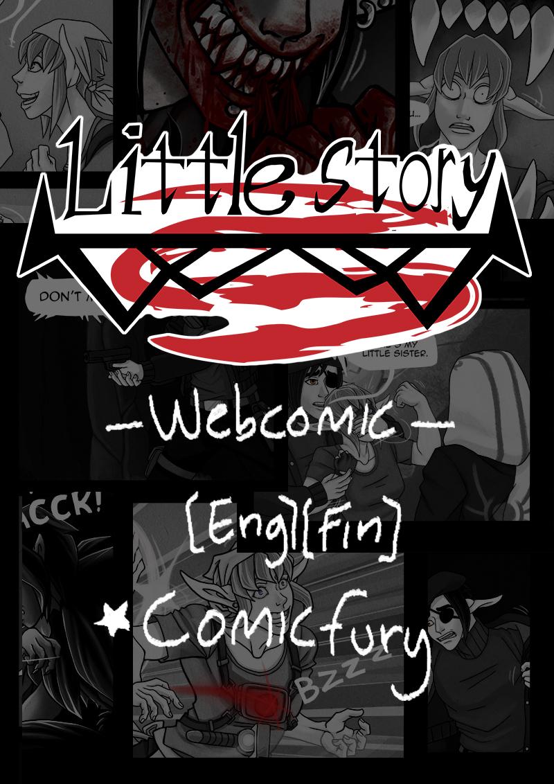 Webcomic, Little story by Ernunoob