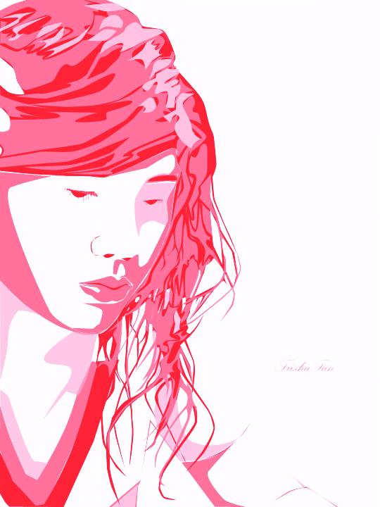 Trisha Leigh Tan by trishaa08