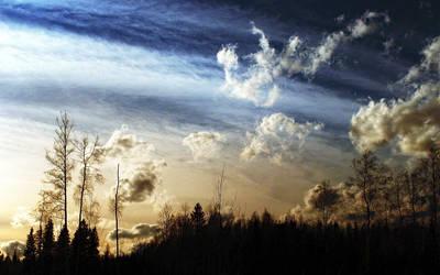 Clouds of Fantasies by game-flea