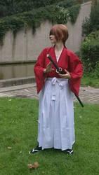Kenshin Himura (Rurouni Kenshin) by Manouyu