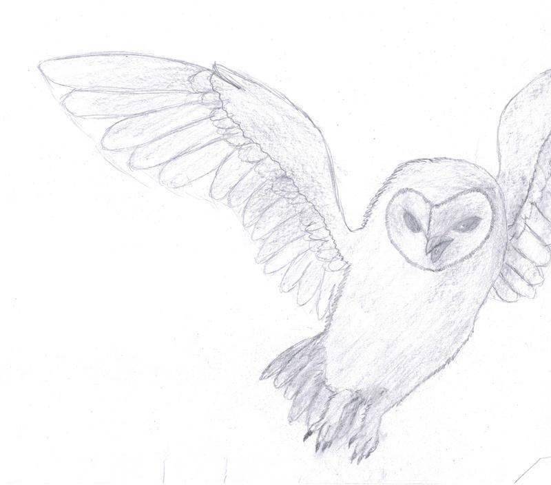 Sketch 2 - Go away! by Kojobu