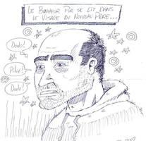 Nouveau papa by Cousture