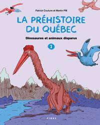 La Prehistoire du Quebec - tome 1 by Cousture