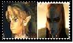 Link x Midna Stamp by PrincessZelda2