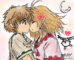 Tsubasa: Sakura and Syaoran