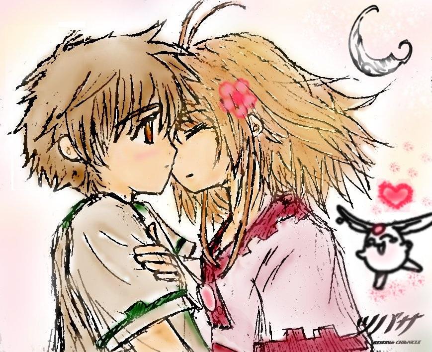Tsubasa: Sakura and Syaoran by Undecidedddddddddddd