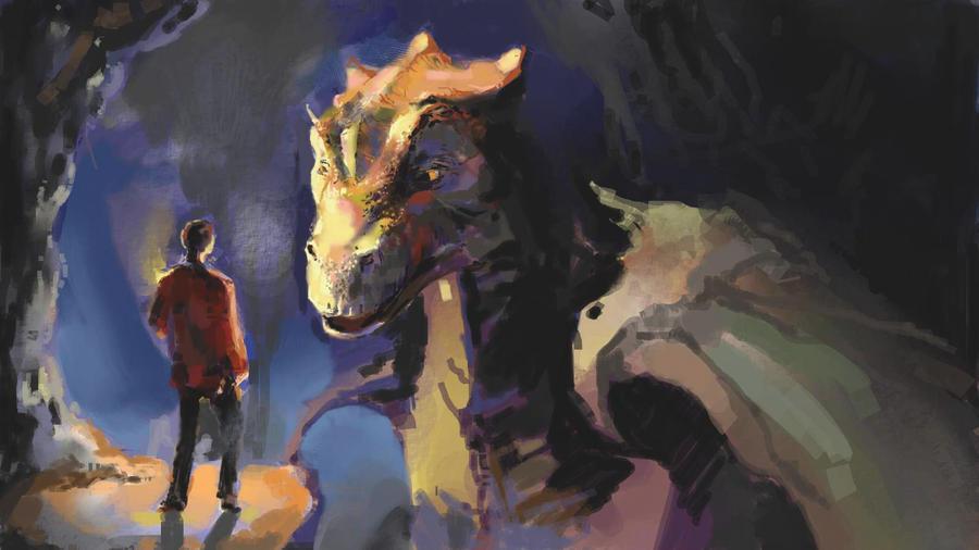 Merlin Dragon: Merlin And Dragon By Lizardme On DeviantArt