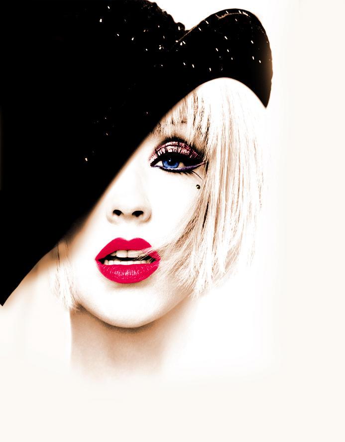 Christina Aguilera Burlesque Makeup Saubhaya Makeup