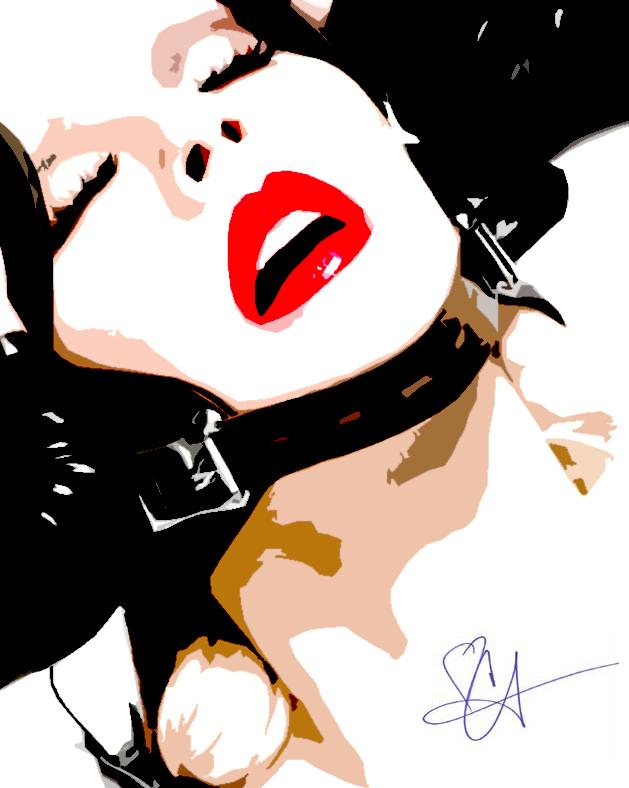 Christina Aguilera Bionic By Stripped7 On Deviantart