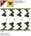RASA - 7th Fast Attack Company 'War Panthers'