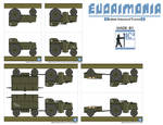 Lukum Armoured Tractors by THEICYICY