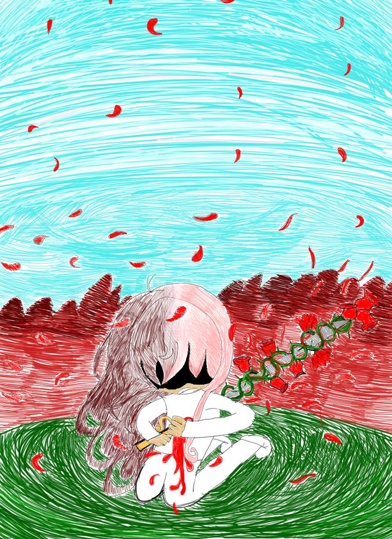 Akoya angst by LaurenKatz