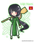 Aph - Chibi Vietnam