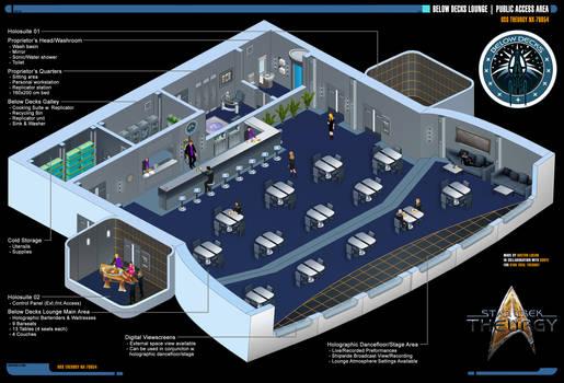 Star Trek: Theurgy | Below Decks Lounge