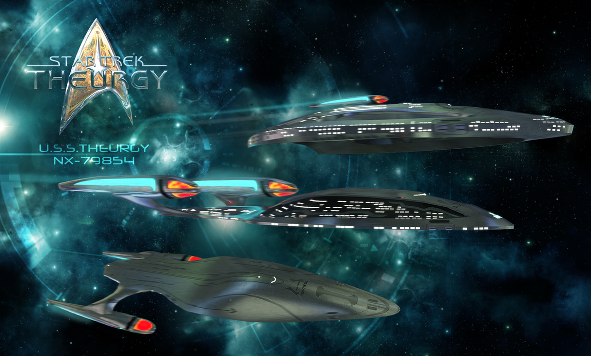 multivector assault mode star trek theurgy by auctor