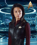 Captain Ives | Commanding Officer | Main Bridge