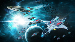 Release the Wolves!   Star Trek: Theurgy