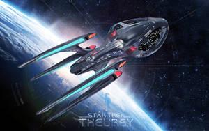 Leaving Orbit   Star Trek: Theurgy by Auctor-Lucan
