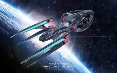 Leaving Orbit | Star Trek: Theurgy